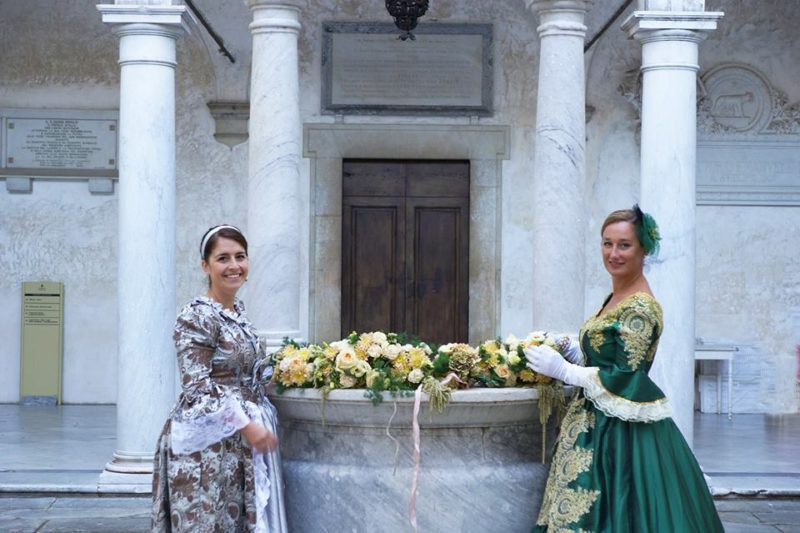 Seravezza, Un tè con Maria Cristina di Lorena