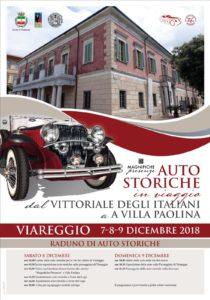 Auto storiche Viareggio