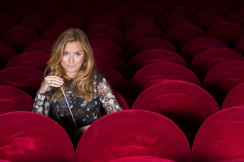 Beatrice Venezi - Teatro del Giglio