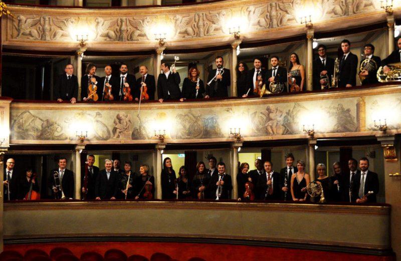 Lucca Teatro del Giglio Concerto di Capodanno