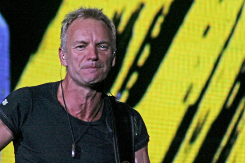 Lucca Summer Festival 2019 - Sting