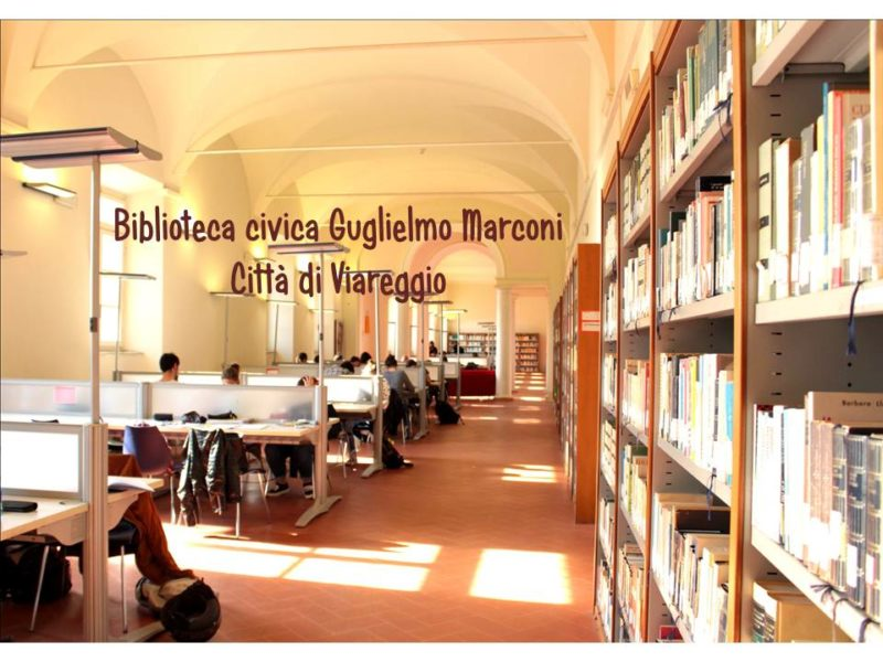 Biblioteca comunale Viareggio