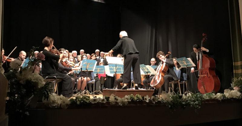 Concerto di Capodanno Camaiore Teatro dell'Olivo