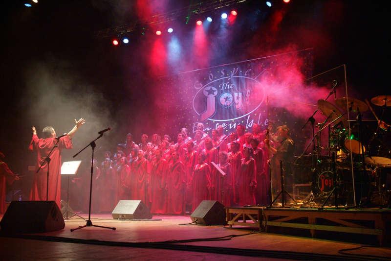 gospel joyful ensemble