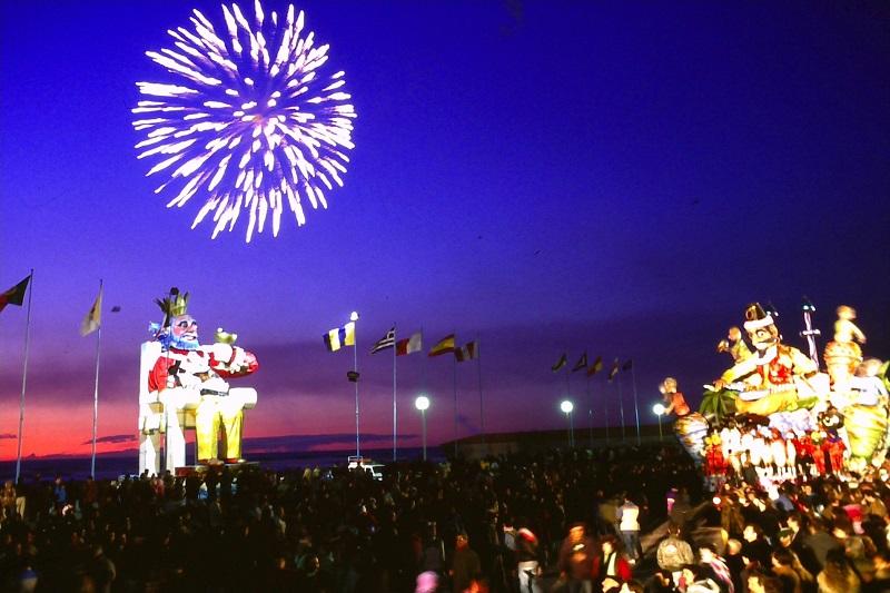 Carnevale di Viareggio 2019 - foto archivio