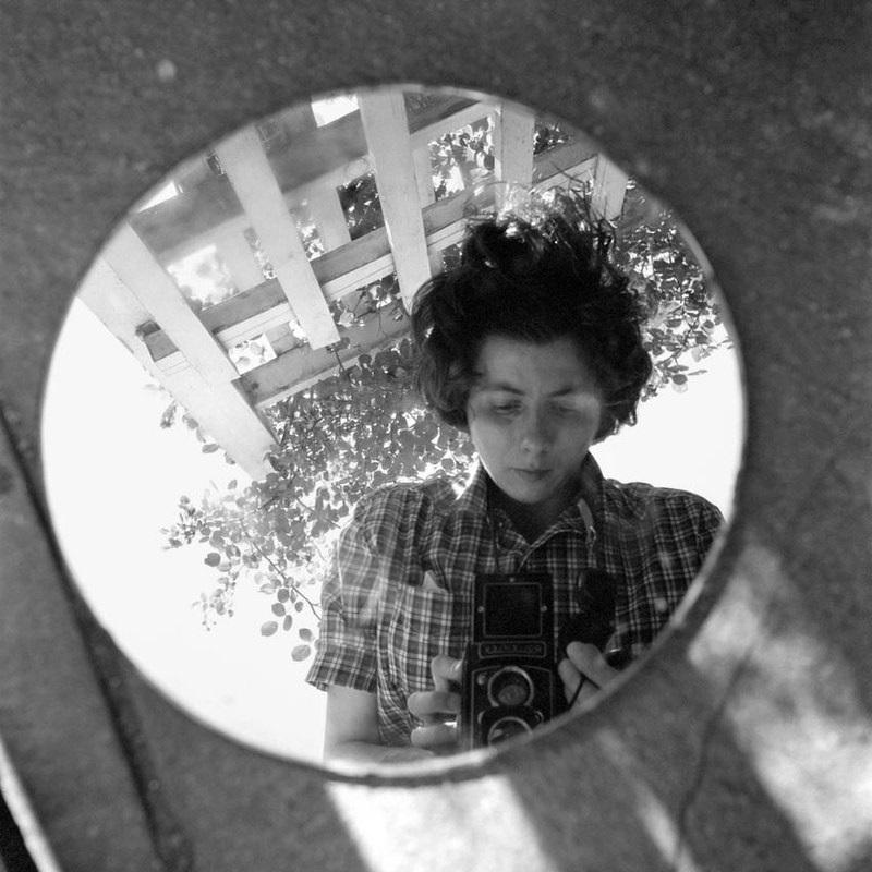 Viareggio Lettera 22 Vivian Maier