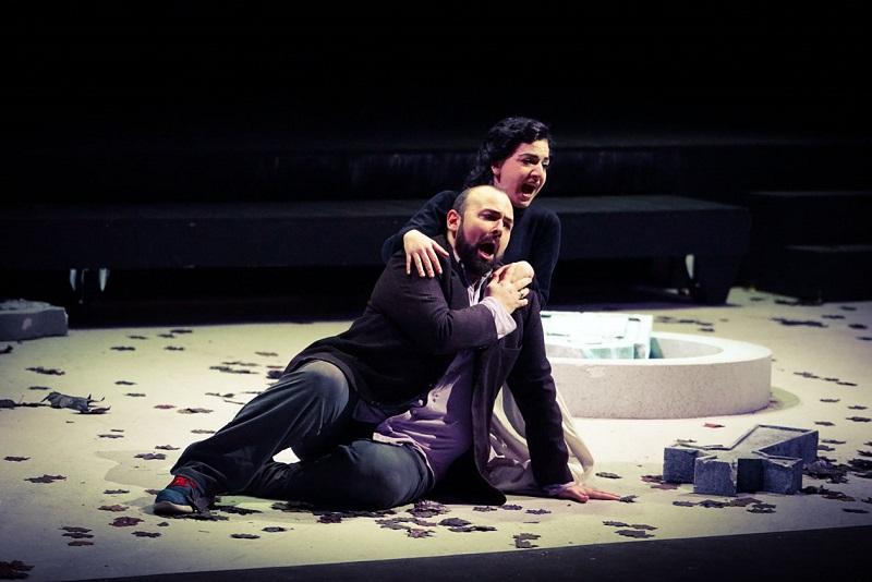 Teatro Verdi Pisa Lucia di Lammermoor prove