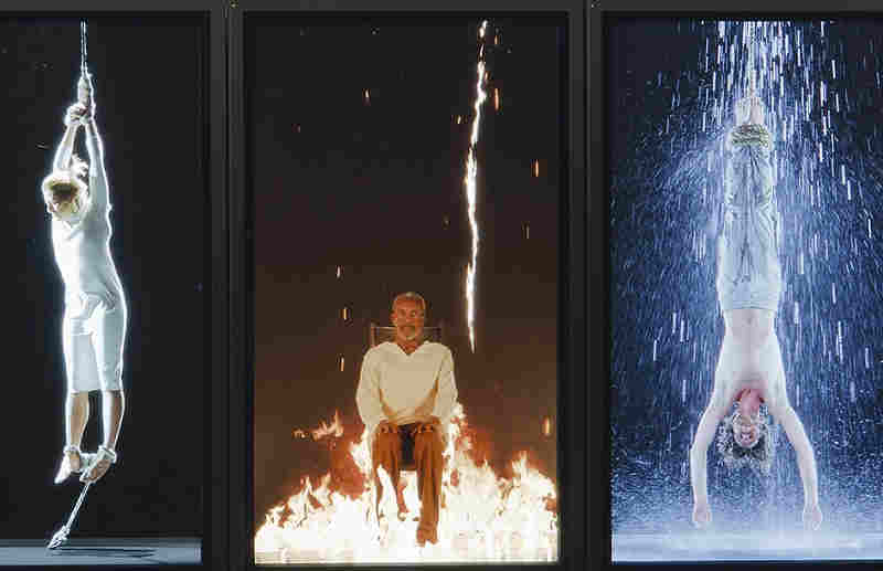 bill viola the road to st paul's