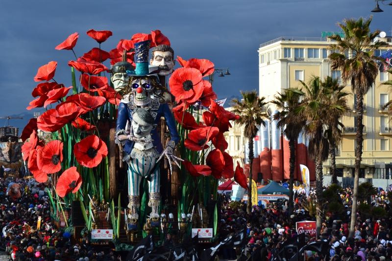 Carnevale di Viareggio 2019 - prevendita biglietti