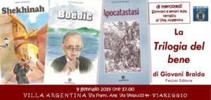Villa Argentina Viareggio incontro 9 gennaio Giovanni Braida