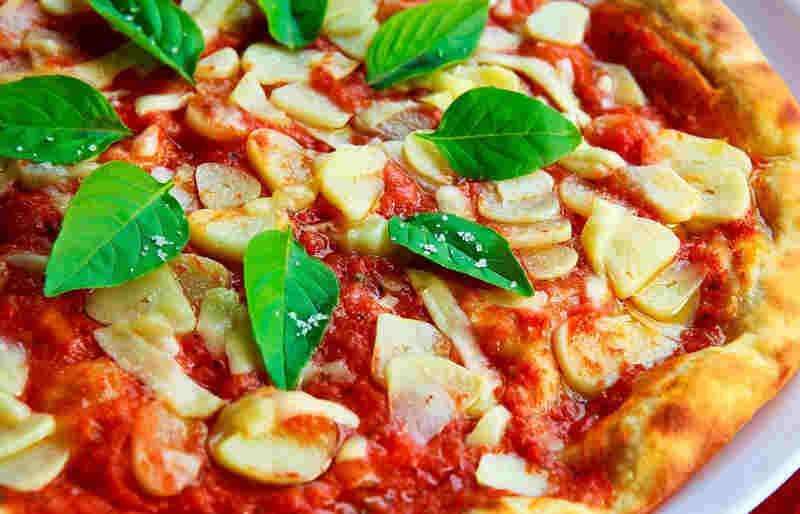 pizza forte dei marmi