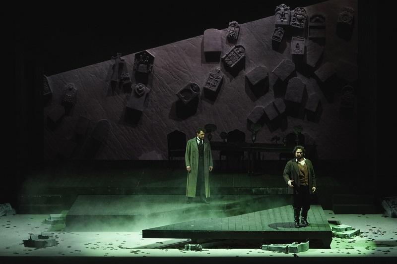 Teatro del Giglio Lucca Lucia di Lammermoor