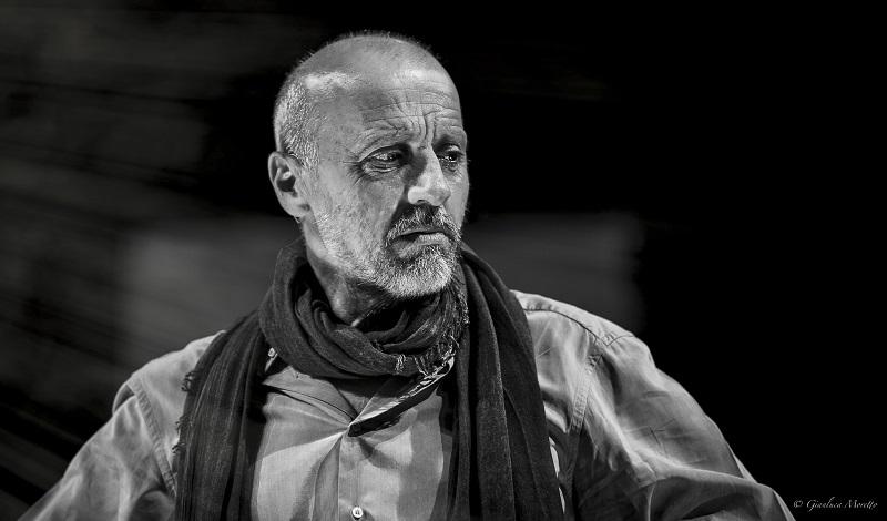 Teatro del Giglio Lucca Marco Paolini in Nel tempo degli dei