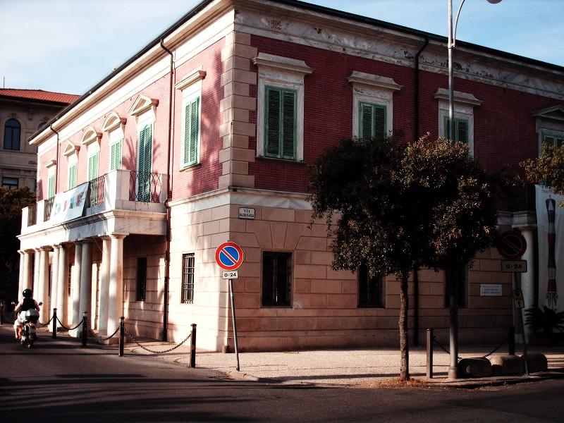 L'essenziale Bellezza - mostra a Villa_Paolina_Viareggio