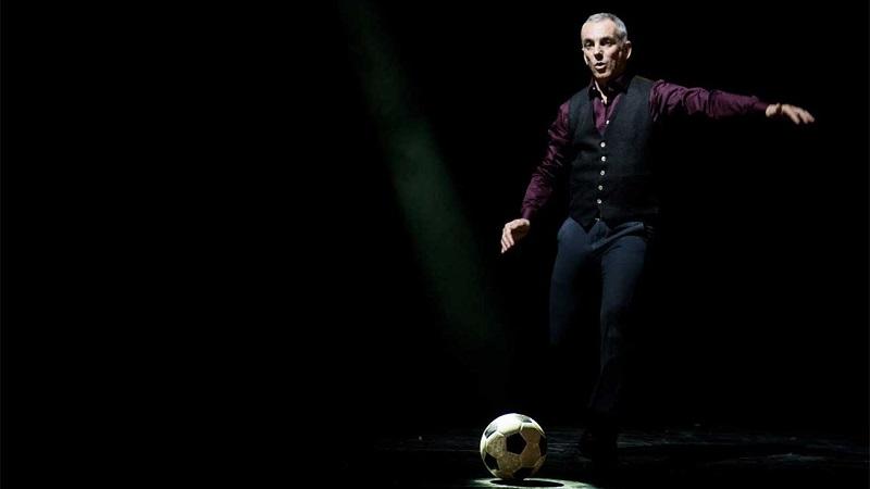 """Teatro Verdi Pisa Federico Buffa """"Il rigore che non c'era"""""""