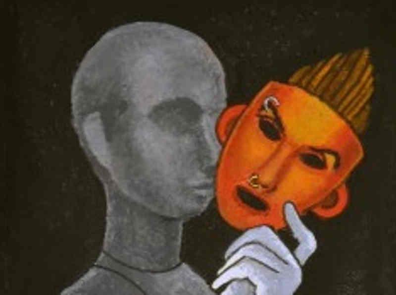 bullo in maschera