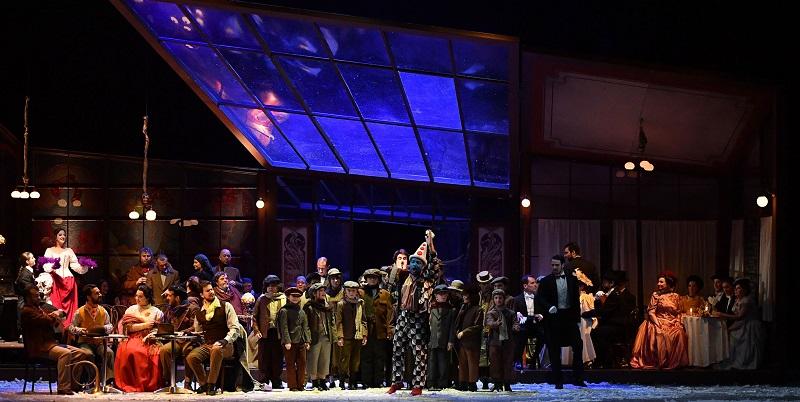 Teatro Verdi Pisa - La Bohème