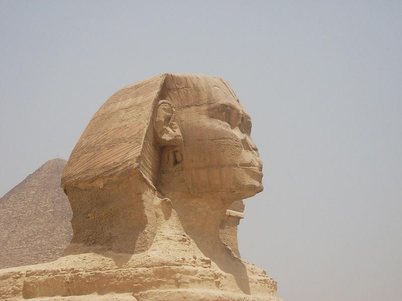 Egitto antico conferenza Viareggio con Edda Bresciani